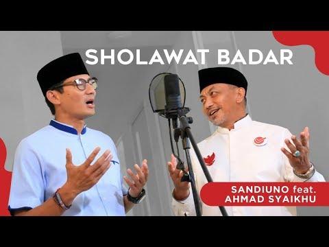 Sholawat Badar Sandi Feat Ahmad Syaikhu