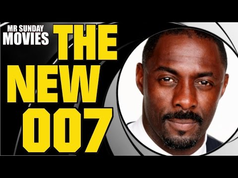 Should IDRIS ELBA Be JAMES BOND?