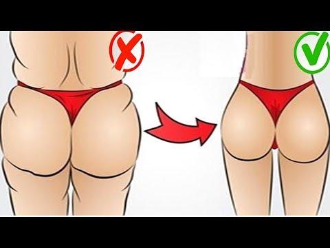 4 einfache Tricks für schlanke Beine und einen straffen Po