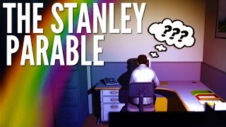 "KYR SP33DY Plays The Stanley Parable!  ""Did I Win?!?!"""