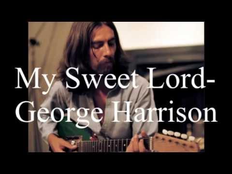 George Harrison- My Sweet Lord (Lyrics)