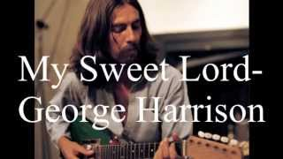 George Harrison- My Sweet Lord (Lyrics)