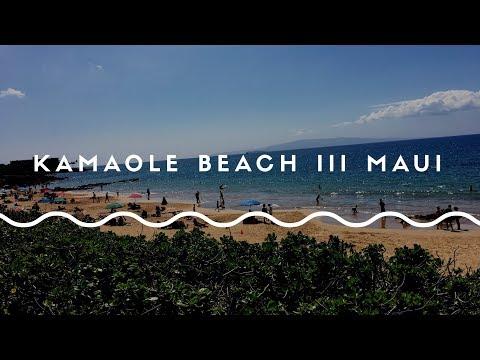 Kamaole Beach III Maui, Hawaii