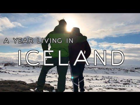 nomadicMavericks: A Year Living In Iceland