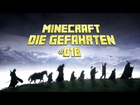 In den Nether ♥ Minecraft Die Gefährten #018 [HD][BaastiZockt]
