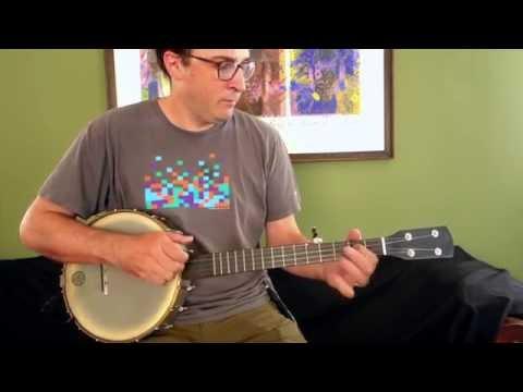 Pisgah Walnut Rambler Dobson A Scale Banjo Demo