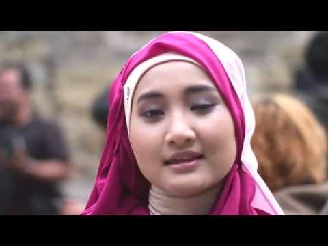 #FatinGoes2Europe Episode 4 Fatin di Lokasi Film 99 Cahaya di Langit Eropa