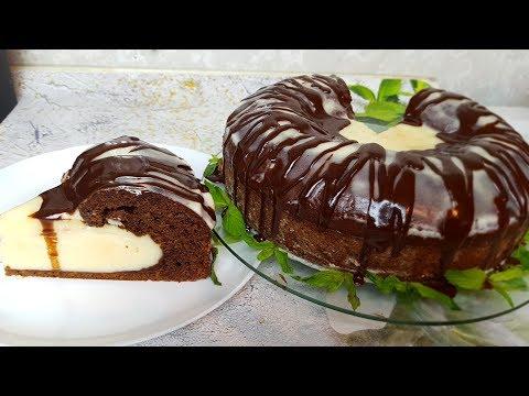 "Пирог ""Вулкан"", цыганка готовит.Gipsy cuisine.🥧"