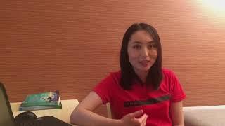 GIFF20 Lockdown Chat: Samara Sagynbaeva