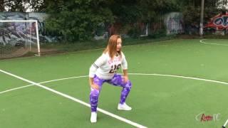 Видеоурок №2 по TWERK | BOOTY DANCE для начинающих от Оксаны FOX