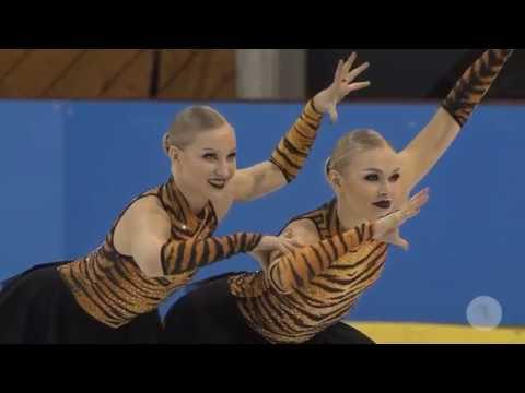 Tissot Neuchatel Trophy 2018 Helsinki Rockettes(FIN) SP