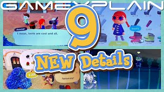 9 NEW Animal Crossing: New Horizons Details! Horse Villager, Emotions, Museum, & More!
