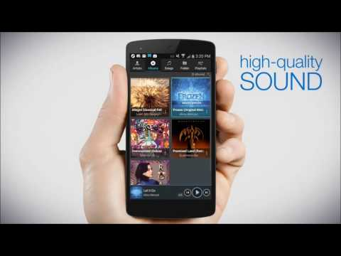 6 Best music player for Android