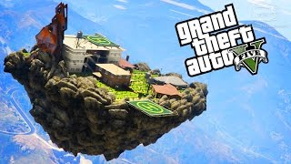 GTA 5 Map Mods #4 - Life in the Sky, European Coastal Town and more [Mod Showcase]