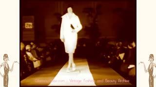 Catwalk Fashion Film from 1928 Thumbnail