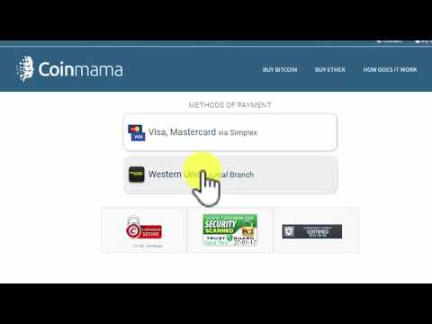 How To Buy Bitcoins With Credit Card, Debit Card And Western Union Using Coinmama