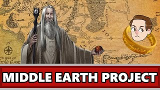 CK2 The Middle Earth Project First Mod Impressions