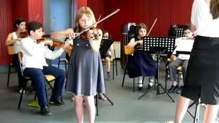 Orquestra de Cordas B
