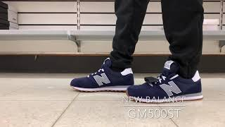 GREAT CASUAL SNEAKER, The New Balance GM500ST