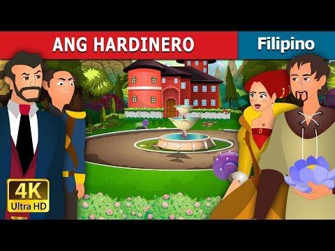 ANG HARDINERO | Kwentong Pambata | Filipino Fairy Tales