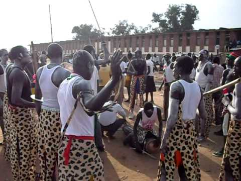 Jonglei Youth in Juba- South Sudan