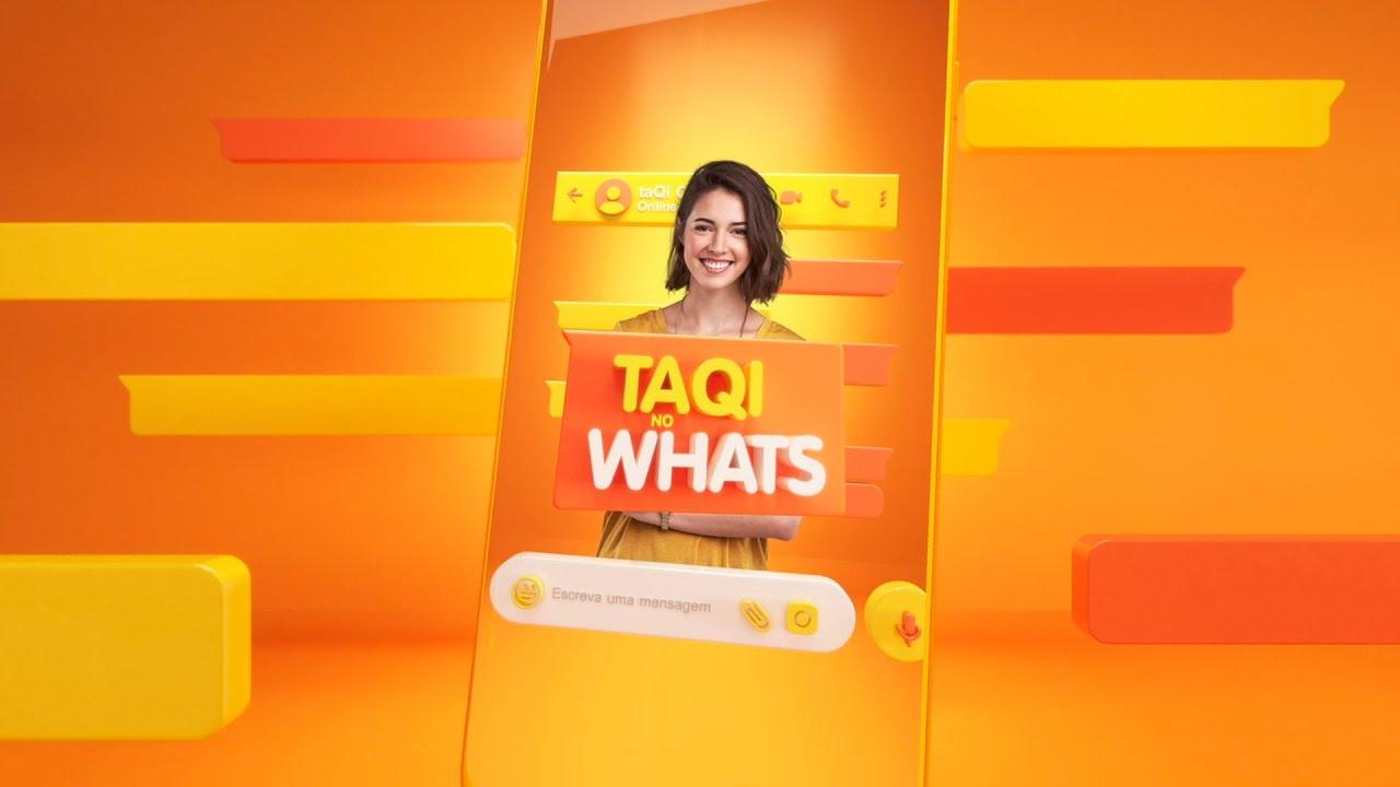 Compre também pelo Whatsapp | Lojas taQi
