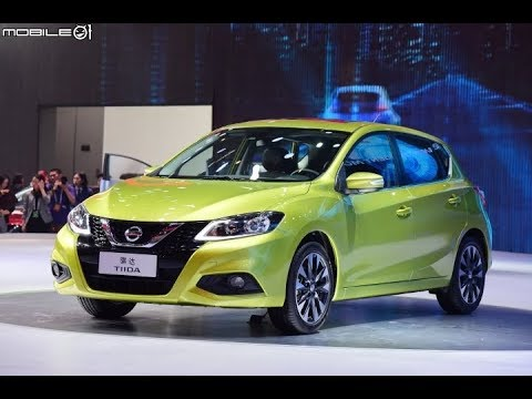 The New 2019 Nissan Tiida Sport ☆ Compact Hatchback - YouTube