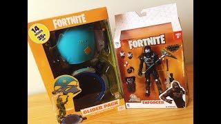 Fortnite Enforcer et Glider Pack
