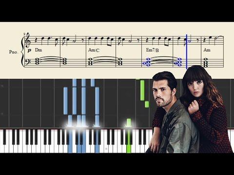 Oh Wonder - Lose It - Piano Tutorial + Sheets & Chords