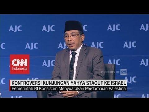 Presiden Jokowi: Yahya Ke Israel Bukan Wakili Pemerintah Mp3