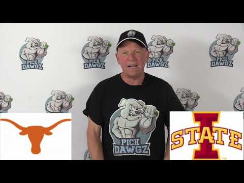 Iowa State vs Texas 2/15/20 Free College Basketball Pick and Prediction CBB Betting Tips
