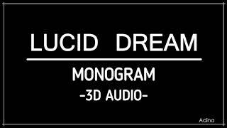 Video LUCID DREAM - MONOGRAM (3D Audio) [While You Were Sleeping OST] download MP3, 3GP, MP4, WEBM, AVI, FLV Agustus 2018