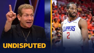Kawhi re-signs with Clippers to 4-year/$176.3M max deal — Skip \u0026 Shannon | NBA | UNDISPUTED