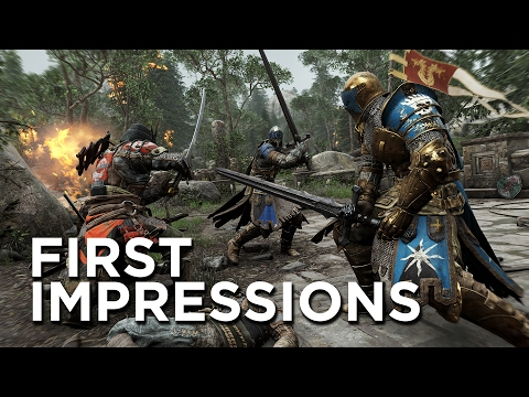 For Honor First Impressions - Ubisoft's Most Polarising Game In Years