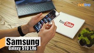 Samsung Galaxy S10 Lite — обзор смартфона
