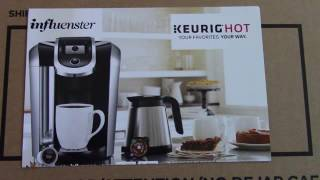 Video Keurig K475 Single Serve Programmable K Cup Pod