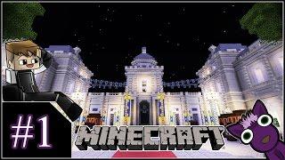 Minecraft - Mi Ciudad: #1 Palacio de Luxemburgo