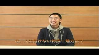 「東京俳優市場2010冬」第三話から本木翔太さんインタビュー。