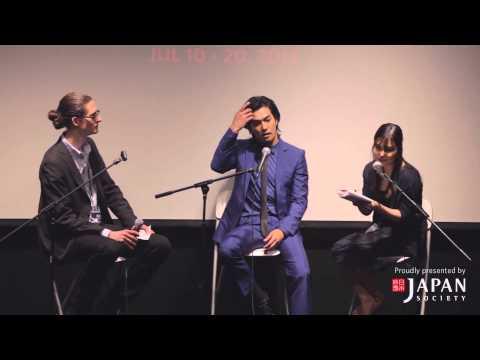 Japan Cuts 2014  Neko Samurai Q&A