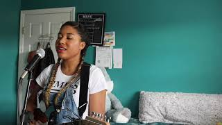 Almost (Sweet Music) - Hozier Cover - Jade Nicole