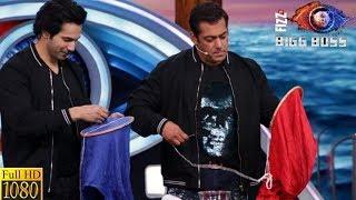 Salman Khan Accept Sui Dhaaga Challenge on Bigg Boss 12 | Weekend Ka Vaar