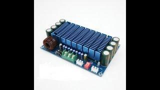 Усилитель XH-M180 на TDA7850