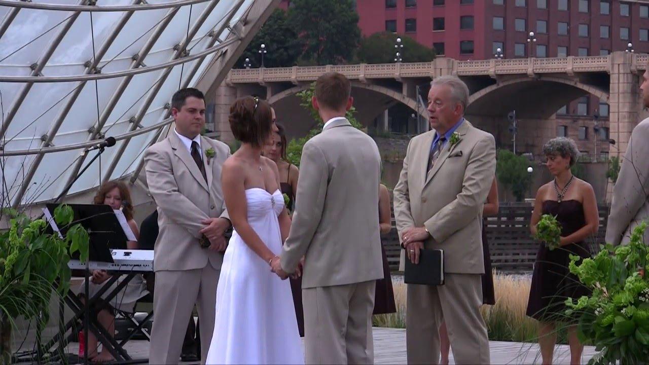 jeff and megans wedding youtube