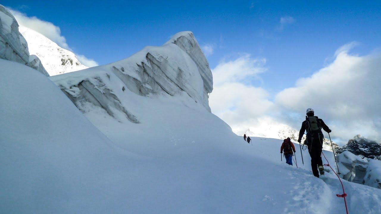 Klettergurt Für Gletscher : Anseilen am gletscher tutorial vlog no. 25 youtube