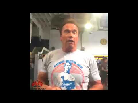 Arnold Bodybuilding FULL Training, Workout Tips 2017 - Arnold Bodybuilding