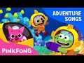 Ocean Adventure | Adventure Songs | Pinkfong Songs for Children