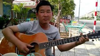 Tuổi hồng thơ ngây - Guitar Cover