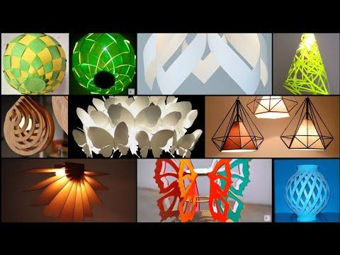 Top 12 roof hanging lamp for diwali | Diy hanging lamp/lantern | Top Room decorations ideas