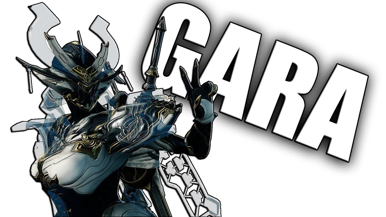 Warframe Build & Guide - Everything Gara - YouTube