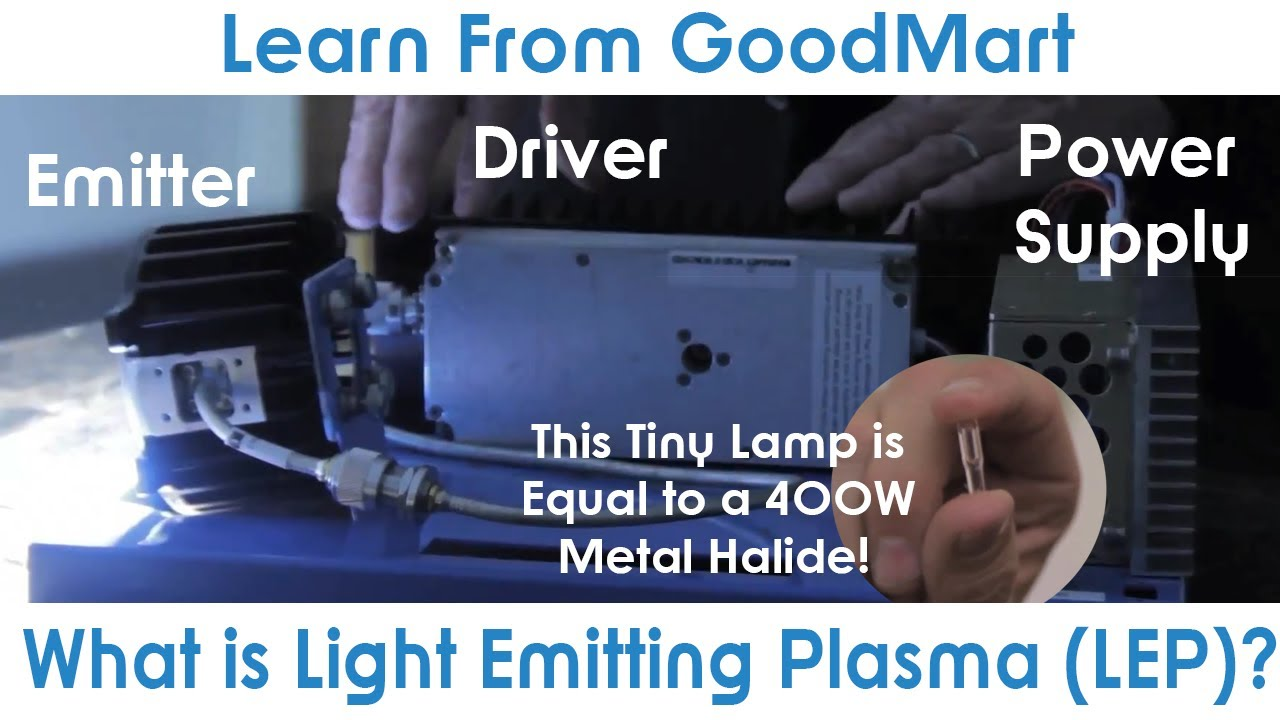 Goodmart Luxim Teach Us About What Is A Light Emitting Plasma Lep Lamp And Lighting Fixture